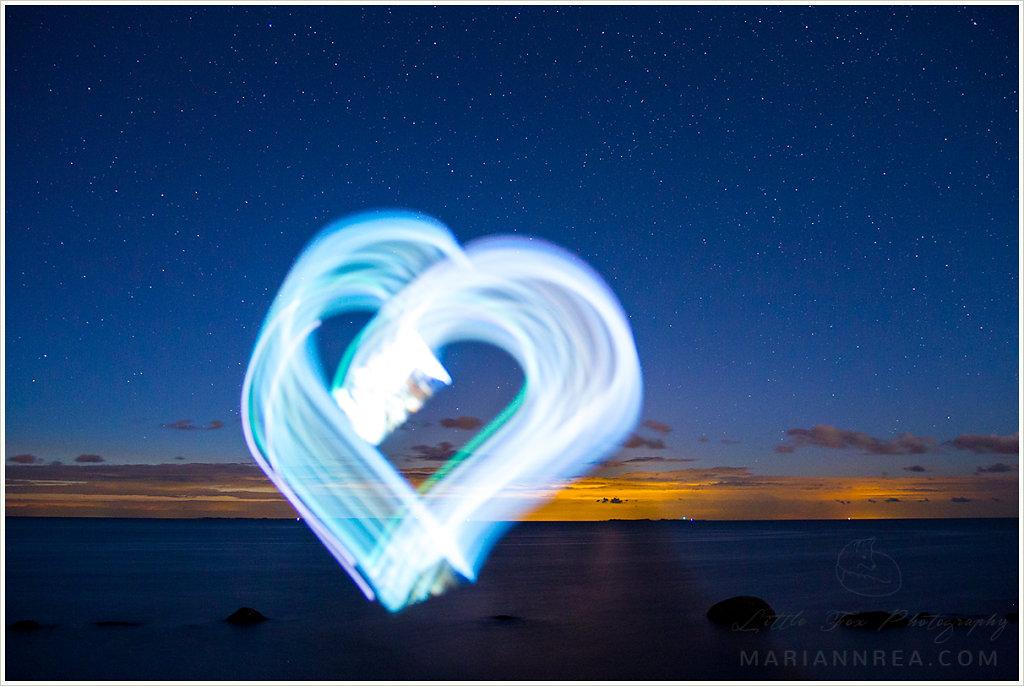 Night full of love