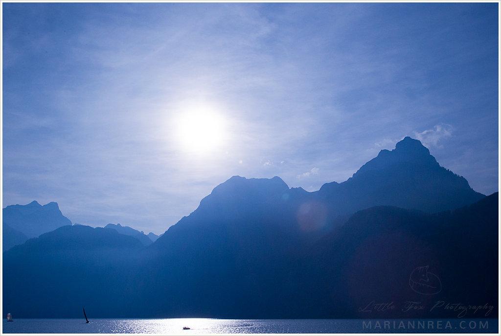 Sinised mäed